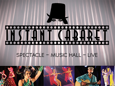 spectacle music hall - instant cabaret