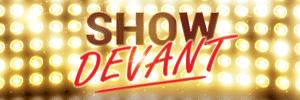 NOUVEAU SPECTACLE DU ROBINSON : show devant